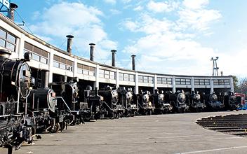 当館について:京都鉄道博物館